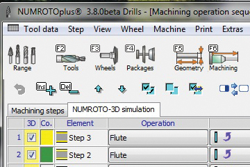 Our Training Program via NUMROTO Software